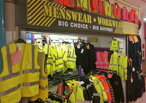 chainstore clearance workwear